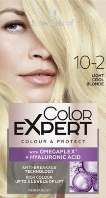 Elegant Schwarzkopf Purple Hair Color