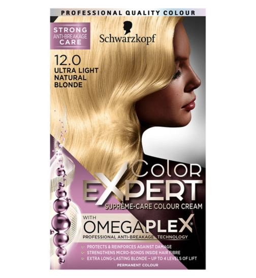 Schwarzkopf Color Expert Ultra Light Natural Blonde 12.0 Hair Dye
