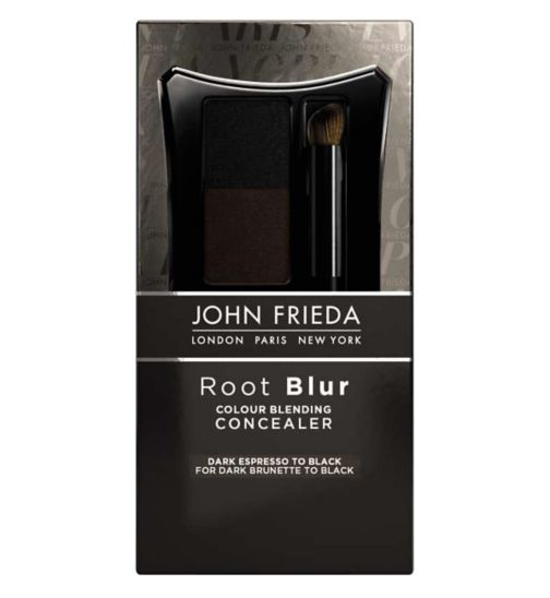 John Frieda Root Blur Colour Blending Concealer Espresso to Black