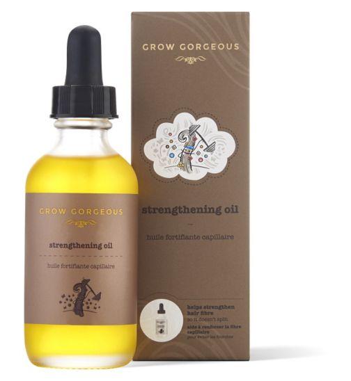 Grow Gorgeous Strengthening Oil 60ml