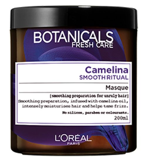 L'Oreal Botanicals Camelina Smooth Ritual Masque 200ml