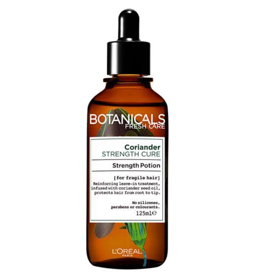 L'Oréal Botanicals Coriander Strength Cure Strength Potion 125ml