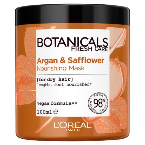 L'Oréal Botanicals Safflower Rich Infusion Masque 200ml