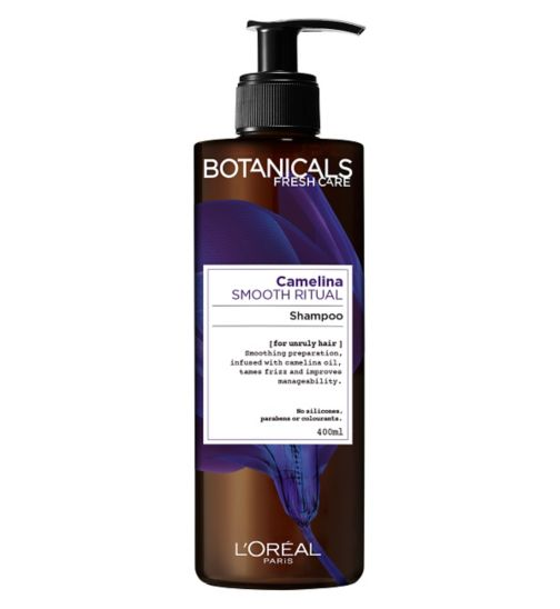 L'Oréal Botanicals Camelina Smooth Ritual Shampoo 400ml