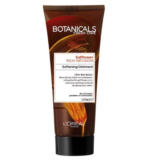 L'Oréal Botanicals Safflower Rich Infusion Softening Ointment 100ml
