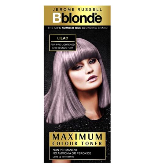 Jerome Russell Bblonde Lilac Toner 75ml