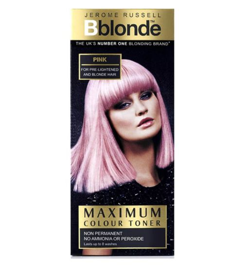 Jerome Russell Bblonde Pink Toner 75ml