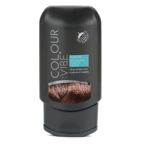 Colour:Vibe Auburn Conditioning Shampoo-in Colour
