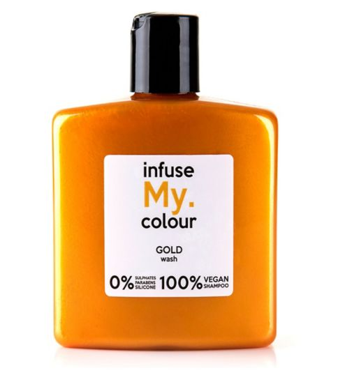 Infuse My. Colour Wash Gold