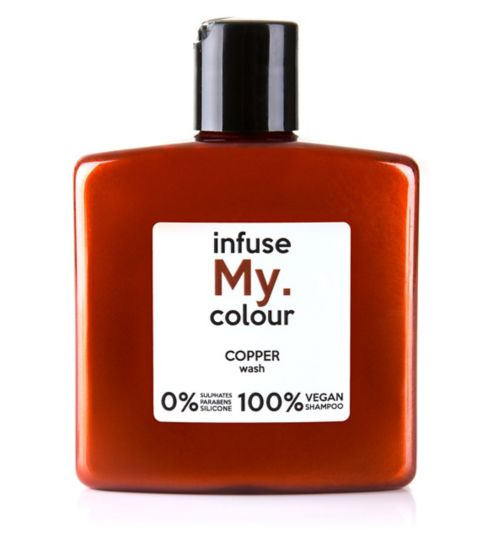 Infuse My. Colour Wash Copper