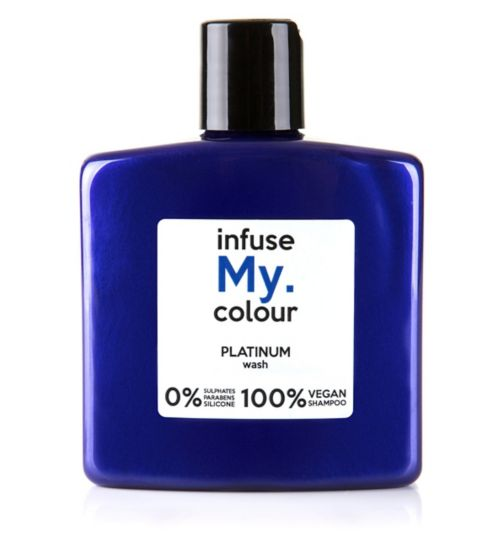 Infuse My. Colour Wash Platinum