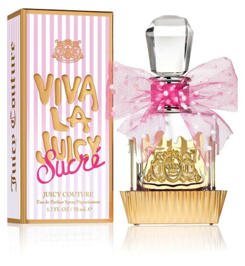 Juicy Couture Viva la Juicy Sucré Eau de Parfum 50ml