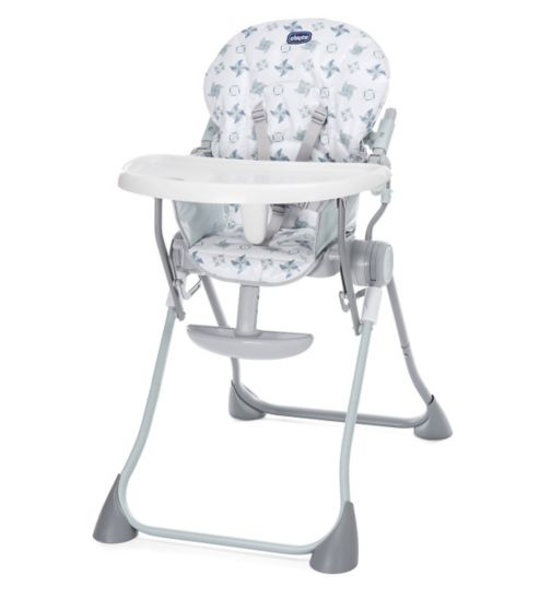 Chicco Pocket Meal - Grey
