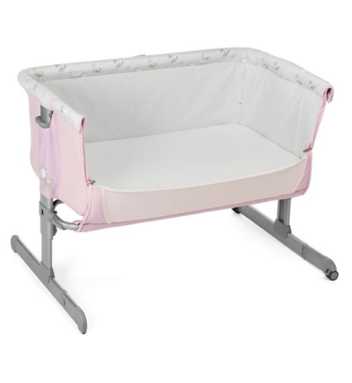 Chicco Next 2 Me Crib - Princess