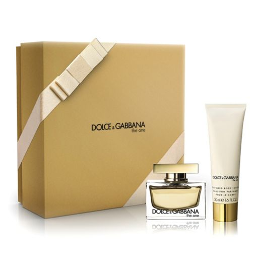 Dolce & Gabbana The One Eau de Parfum 30ml gift set