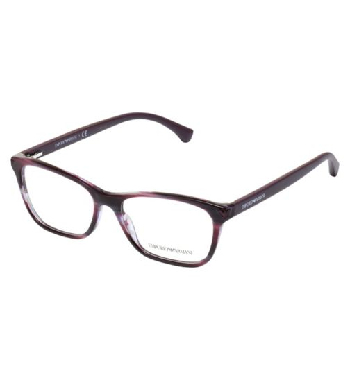 Emporio Armani EA3073 Women's Glasses - Purple