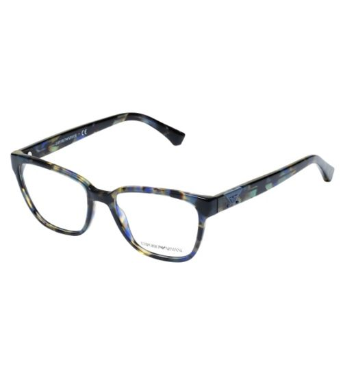 Emporio Armani EA3094 Women's Glasses - Blue