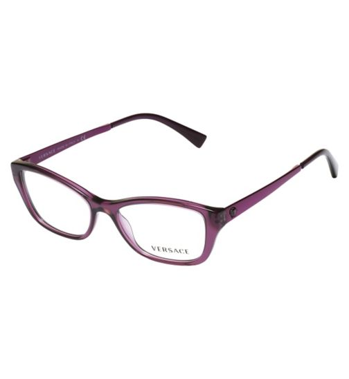 Versace VE3236 Women's Glasses - Purple