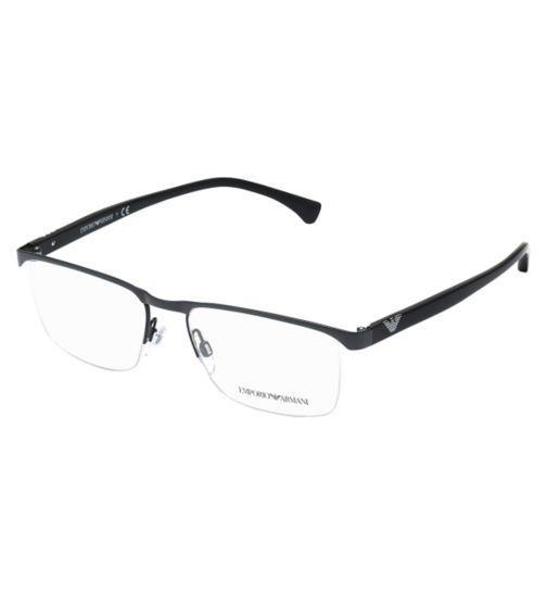 Emporio Armani EA1056 Men's Glasses - Grey
