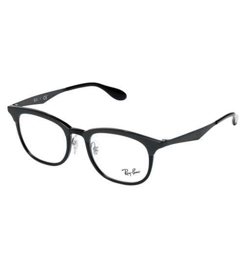 Ray-Ban RB7112 Men's Glasses - Black
