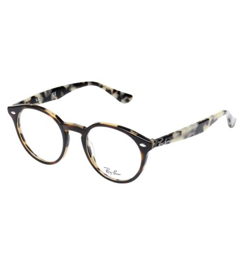 Ray-Ban RB2180V Men's Glasses - Tortoise shell