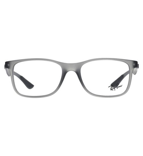 Ray-Ban RB8903 Men's Glasses - Grey