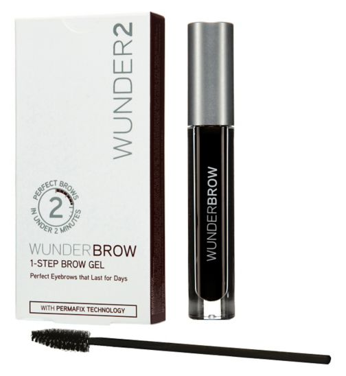 WunderBrow 1-Step Brow Gel Jet Black