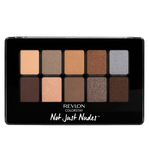 Revlon Colorstay Not Just Nudes™ Shadow Palette Passionate Nudes
