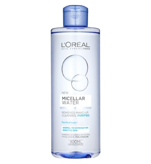 L'Oreal Paris Skin Expert Micellar Water Normal to Combination Skin 400ml