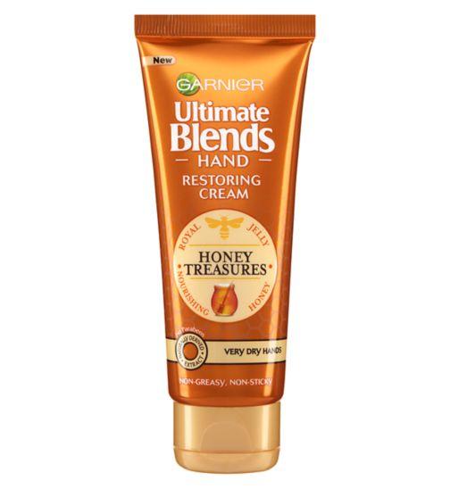 Garnier Ultimate Blends Hand Marvellous Oils Hydrating Cream 75ml
