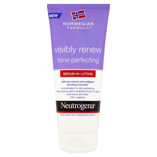 Neutrogena Visibly Renew Tone Perfecting Serum 200ml