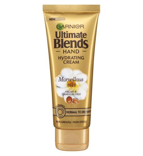 Garnier Ultimate Blends Hand Honey Treasures Restoring Cream 75ml