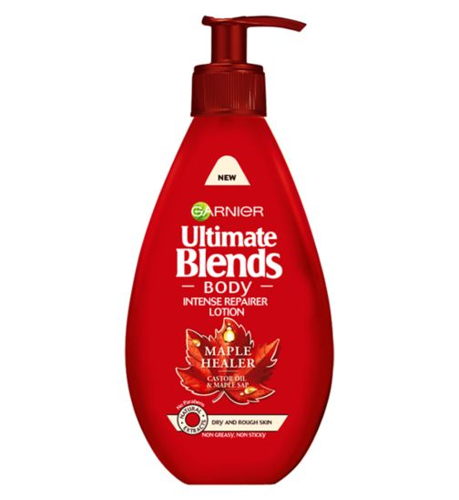 Garnier Ultimate Blends Maple Healer Body Lotion 250ml