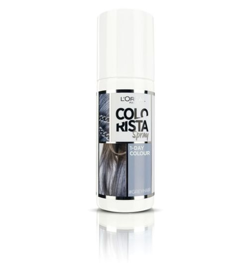 L'Oreal Paris Colorista Spray Grey Hair
