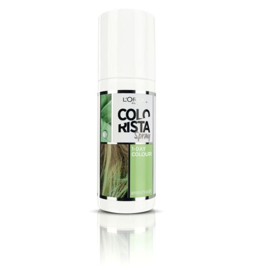 L'Oreal Paris Colorista Spray Mint Hair