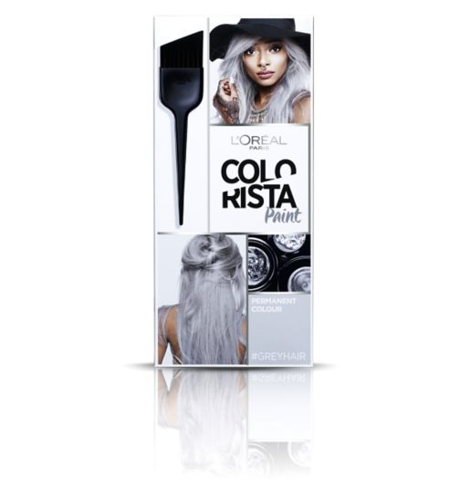 L'Oréal Paris Colorista Paint Grey Hair