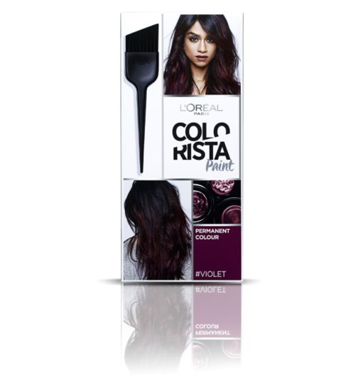 L'Oréal Paris Colorista Paint Violet Hair