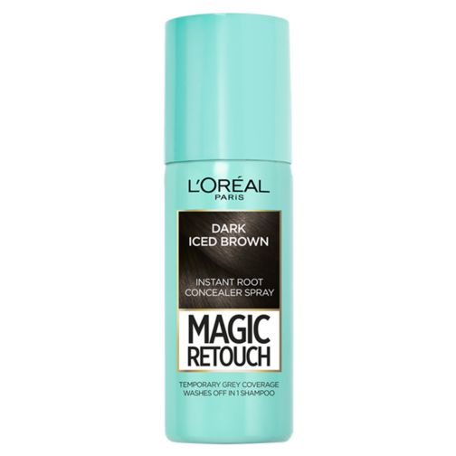 Magic Retouch Dark Iced Brown Root Touch Up