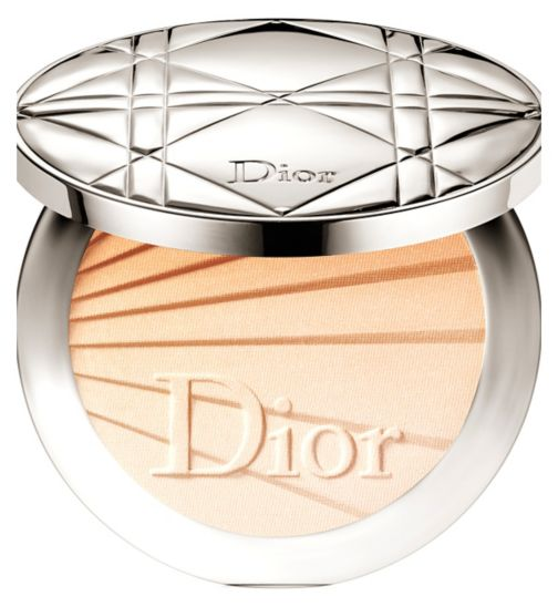 DIOR DIORSKIN Nude Air Colour Graduation Blurring Powder Soft Glow