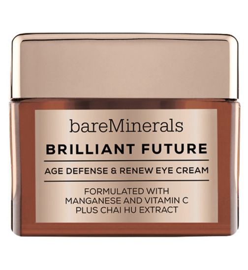 bareMinerals Brilliant Future Age Defense & Renew Eye Cream 15g