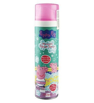 Peppa Pig Foam Soap 250Ml