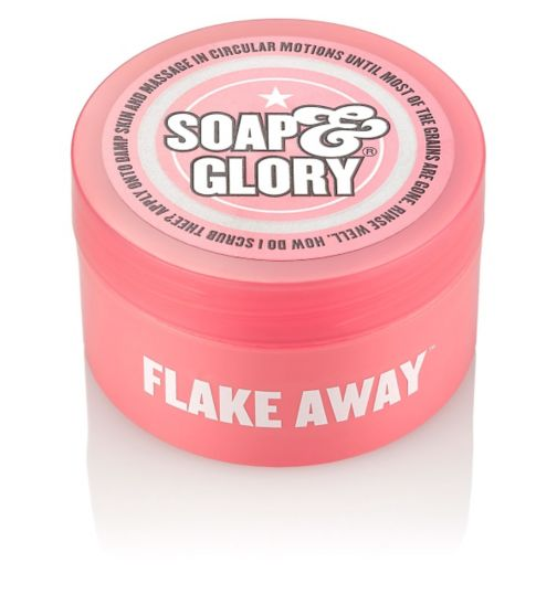 Soap & Glory Flake Away body polish 50ml
