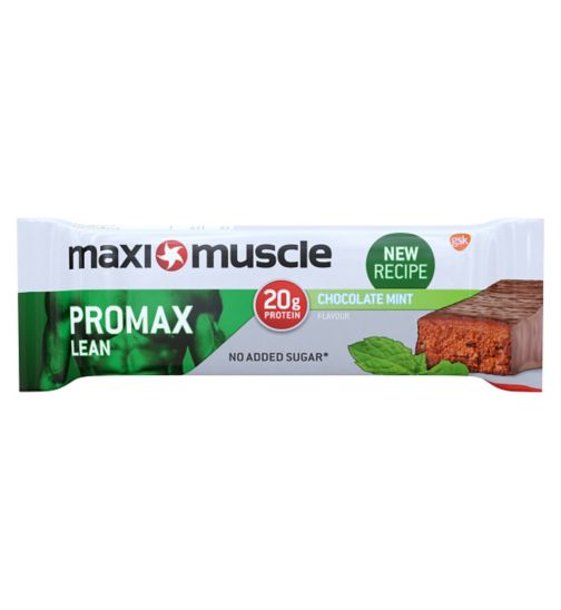 Maximuscle Promax protein bar - chocolate mint 60g