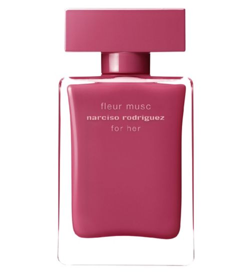 Narciso Rodriguez Fleur Musc for her Eau de Parfum 50ml