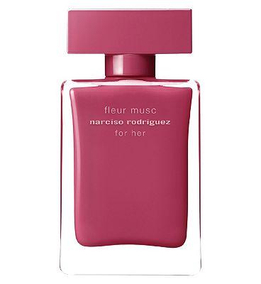 Narciso Rodriguez Fleur Musc for her Eau de Parfum 50ml