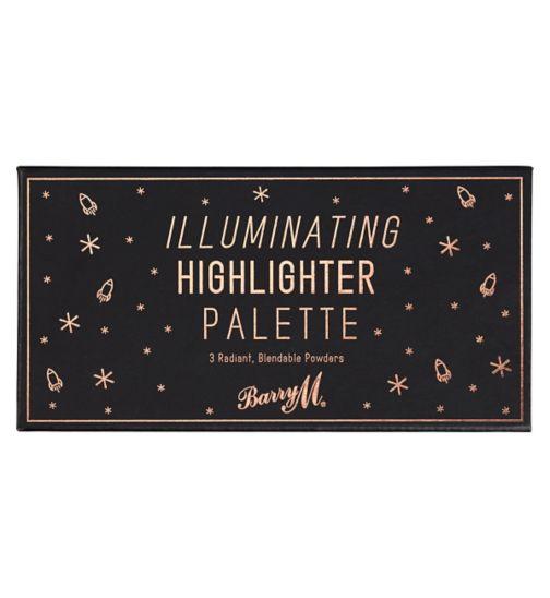Barry M Illuminating Highlighter Palette