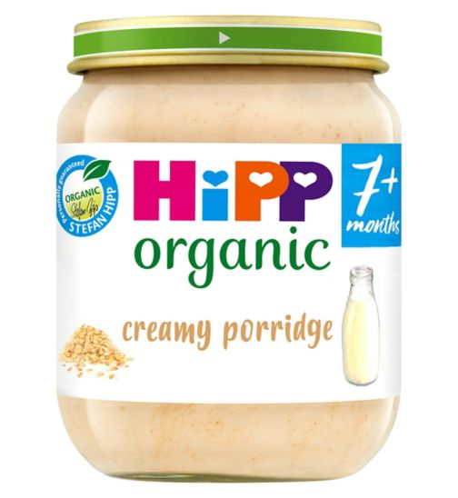 HiPP Organic Creamy Porridge 7 + Months 160g