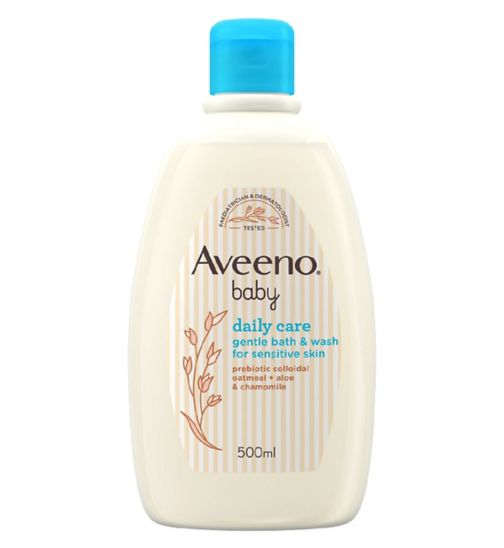 Aveeno Baby Daily Care Body Wash 500ml