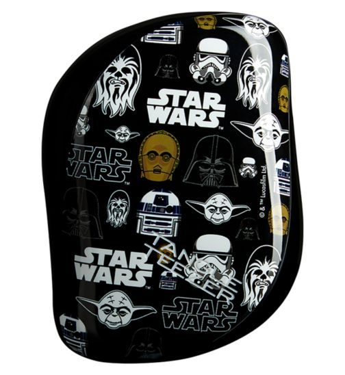 Tangle Teezer Star Wars™ Multi Print Compact Styler detangling hairbrush