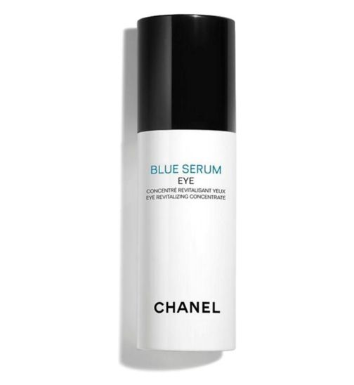CHANEL BLUE SERUM Longevity Ingredients From Selected Diets Of The World's Blue Zones. Pump Bottle 30ml